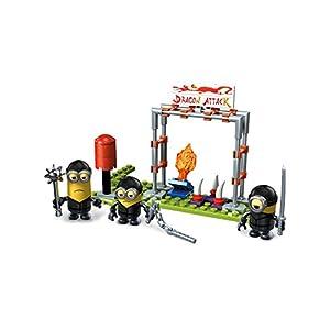 Mattel Mega Block Mega-Strax Minion's...