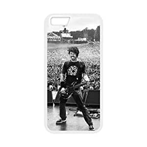 iPhone 6 Plus 5.5 Inch Cell Phone Case White Dave Grohl Foo Fighters elqu