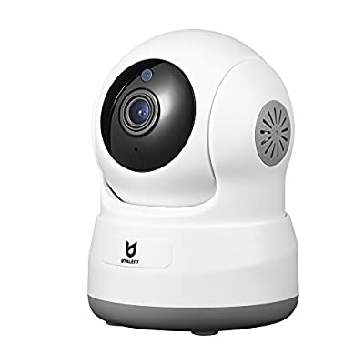 IP Security Camera, Utalent 720P HD Indoor Wireless Home Surveillance Camera with Motion Detection, Pan/Tilt, Two Way Audio, Night Vision, Baby Monitor, Nanny Cam