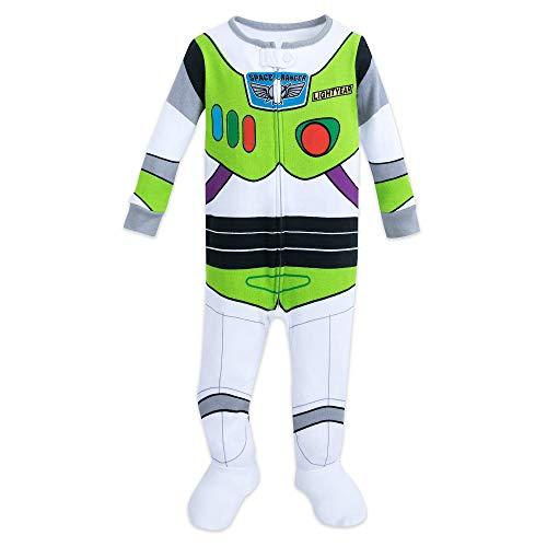 Disney Buzz Lightyear Stretchie for Baby - Toy Story Size 18-24 MO Multi