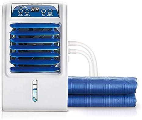 Colchón refrigerante para colchón de agua refrigerante para hogar, dormitorio, apartamento y albergue fresco en verano, 160 x 140 cm, 160 x 70 cm.