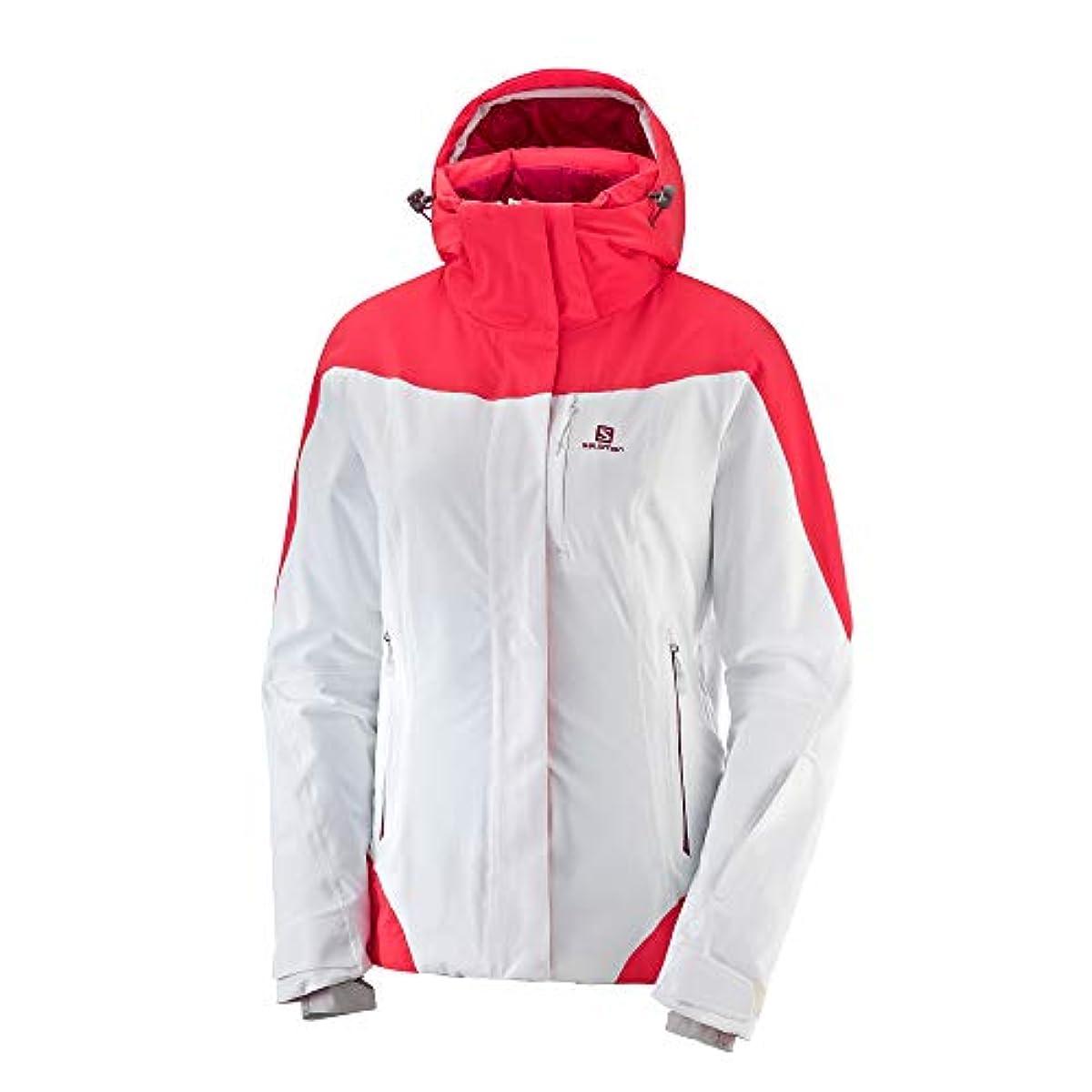 [해외] 살로몬SALOMON 스키 웨어 레이디스 재킷 ICEROCKET JACKET WOMEN 아이스 로켓트 재킷 레이디스 2018-19년 모델 사이즈XS~M