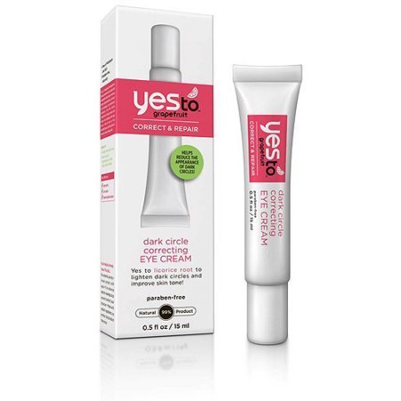 Yes To Grapefruit Dark Circle Correcting Eye Cream - 4