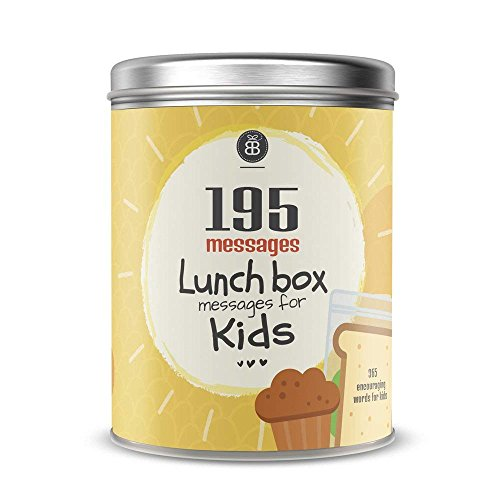 Lunch Box Messages for Kids 195 Encouraging Words for your Children Lunch Bag Notes -