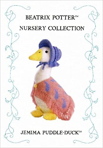 Beatrix Potter Nursery Collection Jemima Puddle Duck Knitting