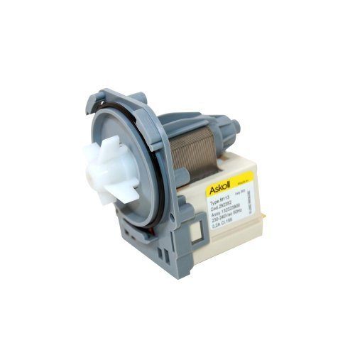Genuine ZANUSSI Washing Machine Drain Pump 1322082015, used for sale  Delivered anywhere in USA