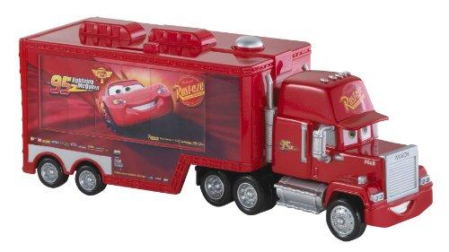 Cars 2 Quick Changers Transforming Mack Transporter Mack Truck Transporter