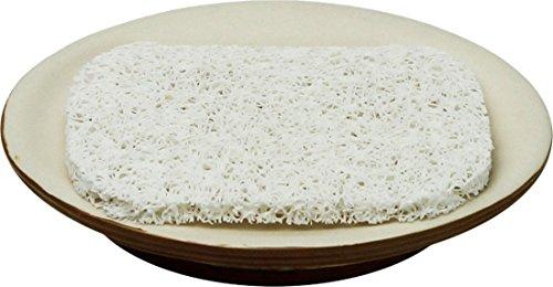 S & T Soap Saver, White, 2 Count (Soap Pad)