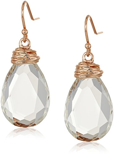 t-tahari-faceted-teard-rose-gold-crystal-drop-earrings