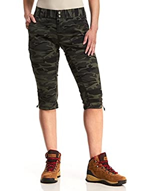 Women's Saturday Trail Printed Knee Pants