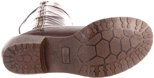 Mia 2 Womens Theodora Kne-high Boot Sjokolade