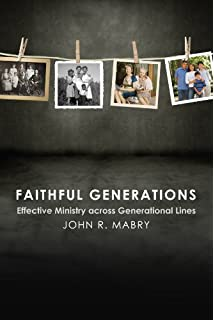 Discovering discipleship dynamics of christian education dean faithful generations effective ministry across generational lines fandeluxe Image collections