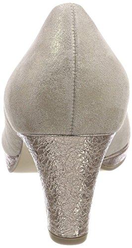 Pompe Gabor Moda Donna, Beige Multicolore (shell)