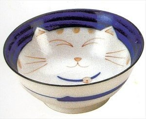 Peel Coupe - JapanBargain 2469 Porcelain Bowl, 7.25-inch, Blue