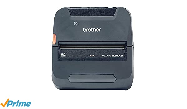 Brother RJ-4230B impresora de recibos Térmica directa Impresora ...