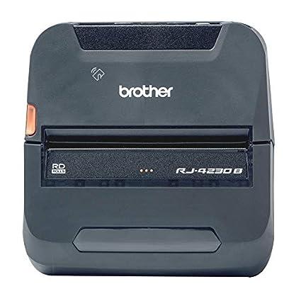 Brother RJ-4230B impresora de recibos Térmica directa ...