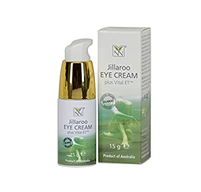 Best Cheap Deal for Jillaroo Organic Avocado Eye Cream with Retinal, Organic Avocado, Vitamin E, and Green Tea - Your Best Weapon for Natural Anti-Aging and Wrinkle Prevention by Y Not Natural - Free 2 Day Shipping Available