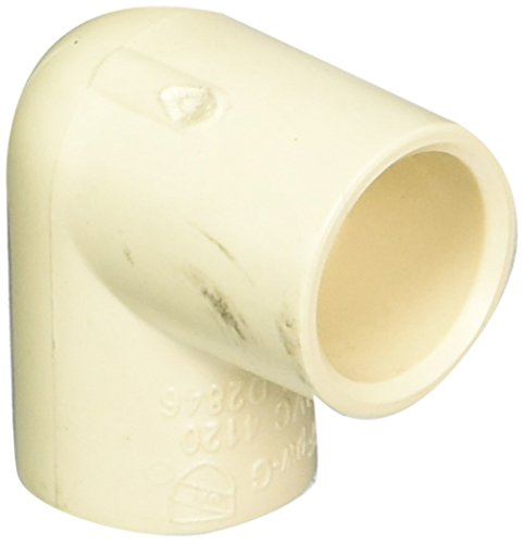 King Brothers Inc. RCE-0500-S 1/2-Inch Solvent PXL CPVC 90 Elbow, Tan ()
