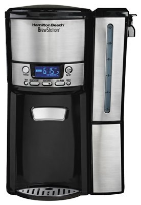 Hamilton Beach Brands 47950 12C Brewstation by Hamilton Beach Brands