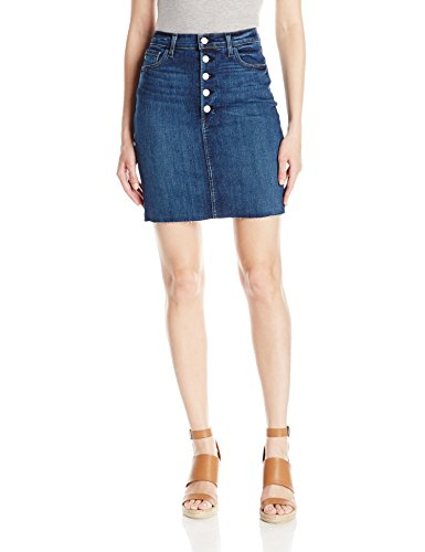 J Brand Jeans Women's Roleen Skirt, Luna Rose, 27 by J Brand Jeans