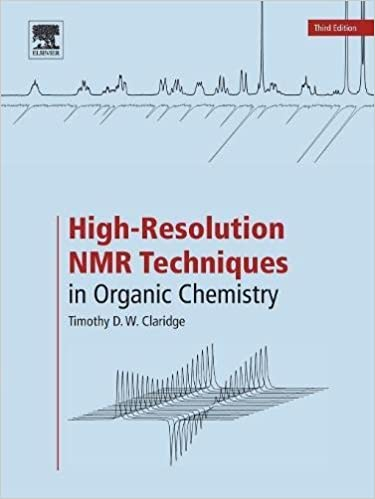 Book High-Resolution NMR Techniques in Organic Chemistry