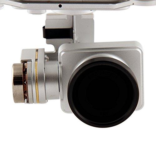 Snake River Prototyping DJI Phantom 2 Vision Plus V+ Series Nd8 Filter