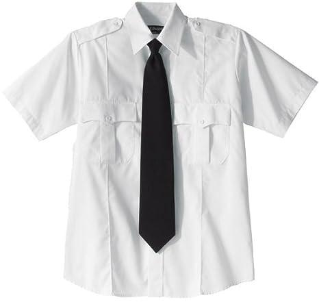 Edwards Garment Patch Pocket Short Sleeve Security Traditional Shirt 1226