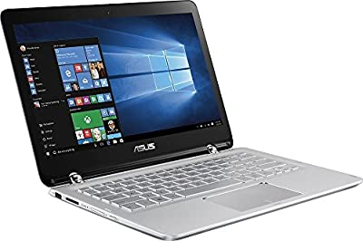 "Lastest Asus 2-in-1 Convertible Laptop Computer 13.3"" Full HD TouchScreen Display (Intel Core i5-6200U up to 2.8GHz, 12GB Memory, 1TB HDD, Backlit Keyboard, Bluetooth, Windows 10)"