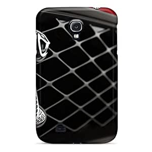 New Arrival Cover Case With Nice Design For Galaxy S4- Black Boxes