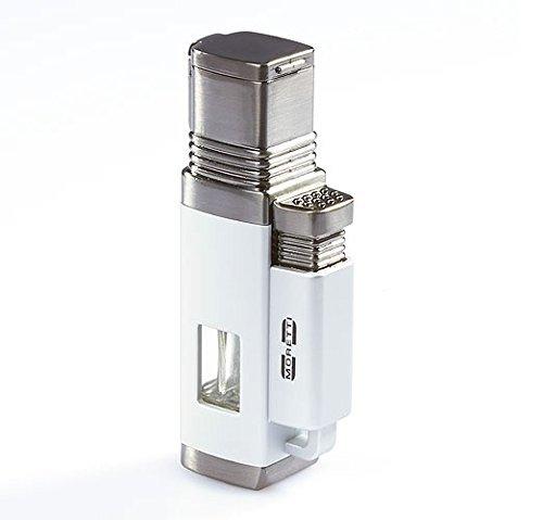 moretti-vertigo-churchill-quad-flame-butane-torch-cigar-lighter-w-punch-cutter-quad-flame-silver