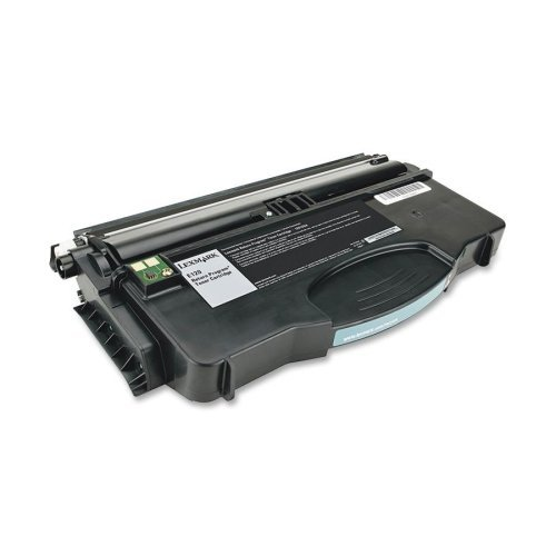 Lexmark International, Inc - Lexmark Black Toner Cartridge For E120 And E120n Printers - Black - Laser - 2000 Page - 1 Each