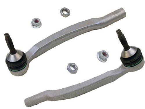 Volvo XC 90 (03-13) Tie Rod End Outer L+R (x2) OEM Lemfoerder