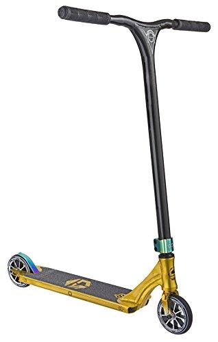 (Crisp Evolution Pro Scooter (Gold/Black Metallic))