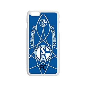 FC Schalke 04 Brand New And High Quality Hard Case Cover Protector For Iphone 6