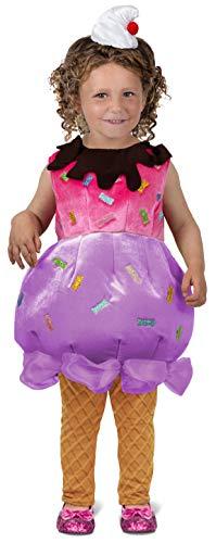 Princess Paradise Ice Cream Sundae Costume, X-Small]()