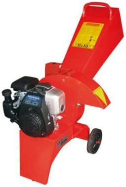 Caravaggi - Triturador térmico Bio 50 H - Honda GC160 - Diámetro 5 cm