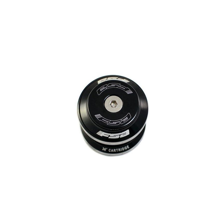 "FSA Orbit MX 1 1/8"" Threadless MTB Road Headset with Top Cap, Black"