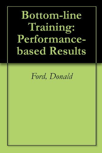 Bottom-line Training: Performance-based Results