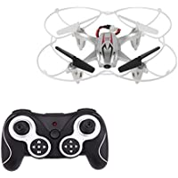 MT Rc Drones with Camera 2MP 2.4G 4CH 6 Axis Quadcopter RTF UAV for Beginners (Silver)