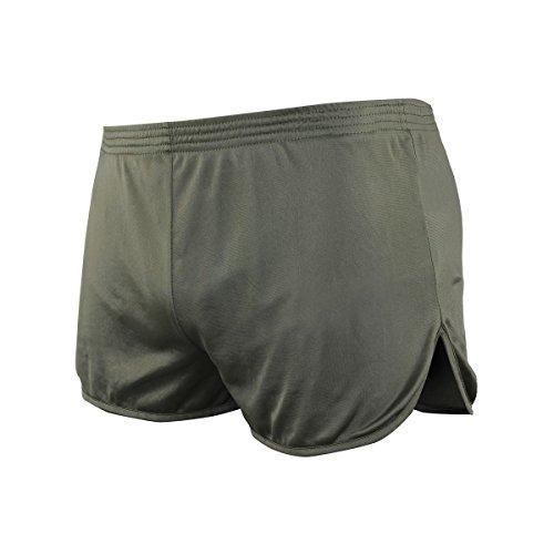 Condor Military Running Shorts - Olive Drab - Medium