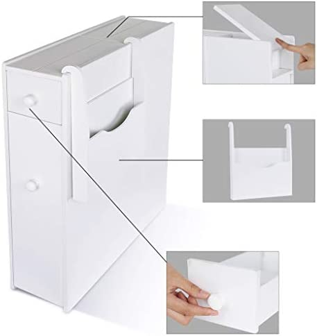 home, kitchen, furniture, bathroom furniture,  bathroom sets 3 picture UStyle Bathroom Storage Floor Cabinet Wood Slim Bathroom deals