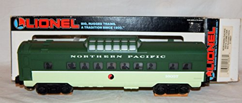 Lionel 6-16037 Northern Pacific VISTA DOME North Coast Limited Passenger NP ()