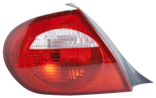 OE Replacement Dodge Neon Driver Side Taillight Assembly (Partslink Number CH2800151)
