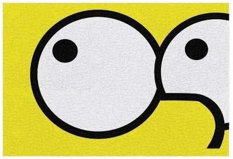 Capacho amarelo