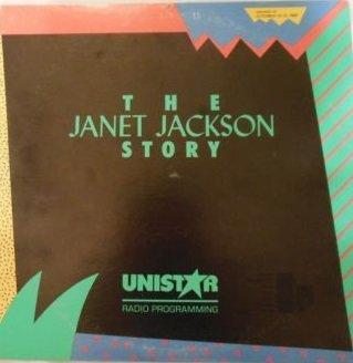 Janet Jackson Story - Unistar Radio Programming 1989