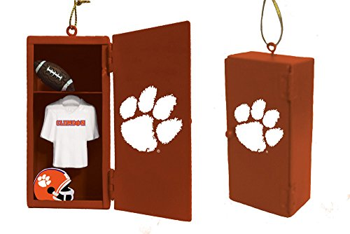 Clemson Holiday Ornament - 4