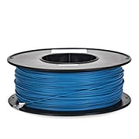 Inland 1.75mm Egyptian Blue PLA 3D Printer Filament - 1kg Spool (2.2 lbs) from INLAND