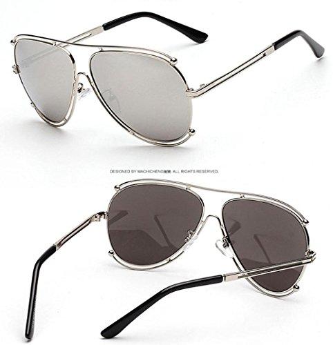 Anti de D Eyewear Unisex UV travel Frame Driving B sol Metal moda Alger Gafas de tFqwa0A