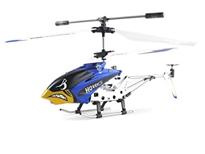 Ez Fly Rc Hcx001b Hover Cx Mini Helicopter Blue by EZ Fly RC