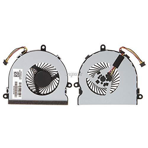 SAUJNN Laptop Cooler CPU Cooling Fan for HP 15-AC Series DC28000GAR0 SPS-813946-001 June Dropship
